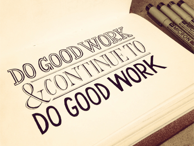 secret-of-good-work-Crunchify