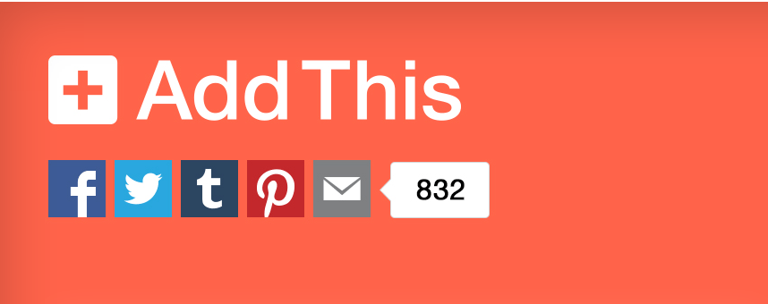 Share Buttons by AddThis - Crunchify Tips