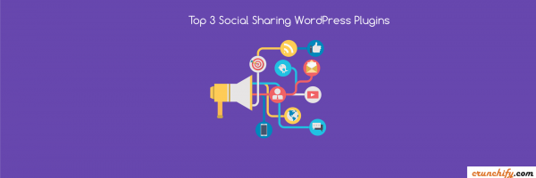 Top Social Media WordPress Plugins for your Blog – Better Load Social Icons without JavaScripts (Speed Optimization)
