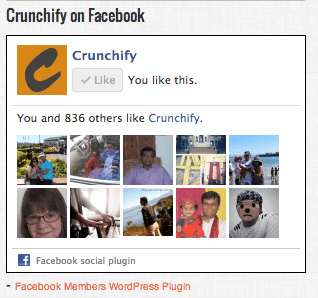 Facebook Members - Crunchify - screenshot-3