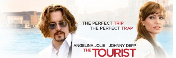 """The Tourist"" Trailer – Angelina Jolie and Johnny Depp"