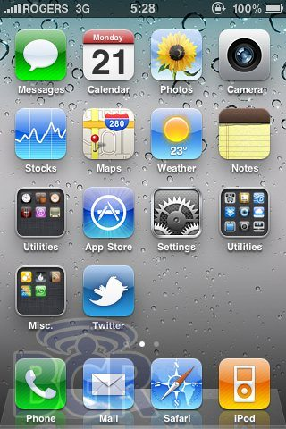 iOS 4 sluggish performance