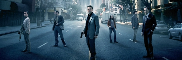 Inception: Very positive reviews by Top Critics