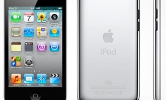 4th Generation iPod Touch LCD with FaceTime Camera