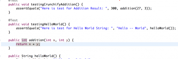 JUnit Testcases in Java: Simple JUnit 4.12 Hello World Tutorial with All in One Details