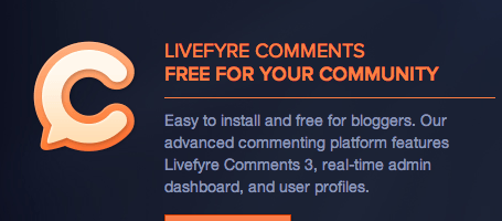 "Crunchify comment system upgraded to ""Livefyre Comments 3"" [Moved to Disqus again]"