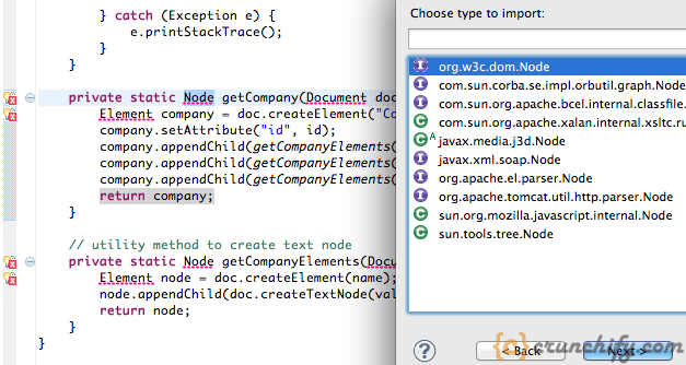 Eclipse-Java-Import-Example-Crunchify