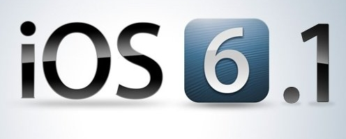 Apple just released iOS 6.1 update with expanded LTE support and more