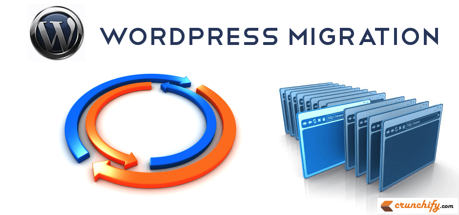 WordPress Migration Crunchify Tips - Everything you need to know