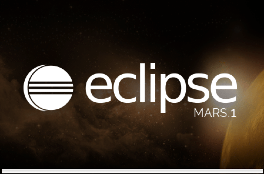 Eclipse Mars version 4.5.1