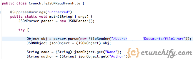 Java-Read-JSON-from-File-Crunchify