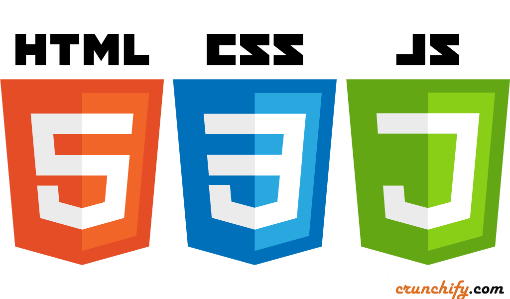 JavaScript HTML5 and CSS - Crunchify Tutorials