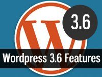 WordPress 3.6 Features and Release Schedule