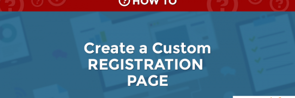 How to Show a Custom Message on WordPress Registration Page