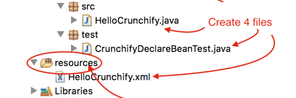 Spring MVC: How to Declare a Bean in Spring Application?