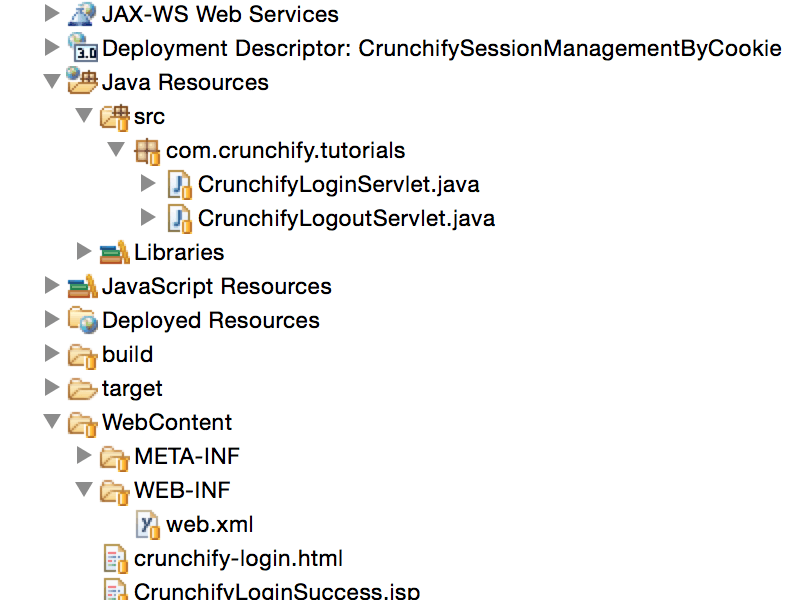 Java Cookies: How to do Java Servlet Session Management using Cookies