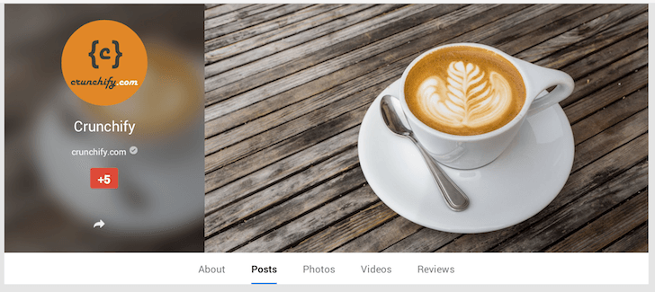 Google Plus - Profile and Cover Photo Facelift