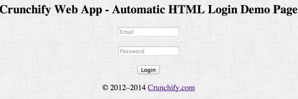 Automatic HTML Login using POST Method – Autologin a Website on Double Click