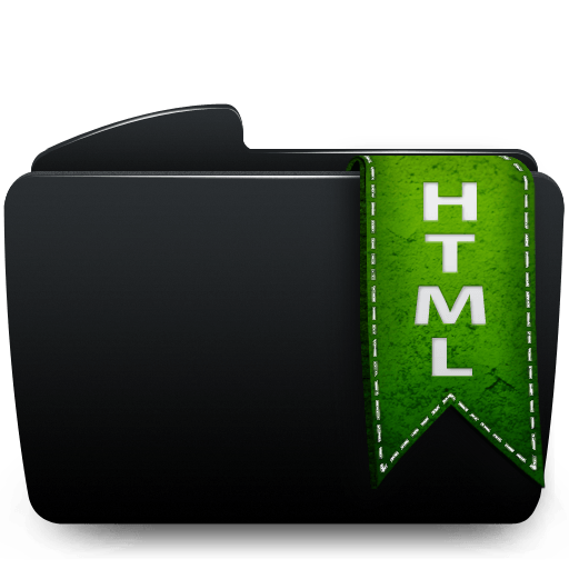 HTML Basic Icon - Crunchify