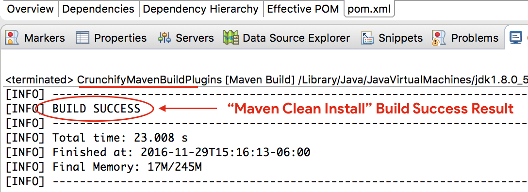 maven-clean-install-build-success-result