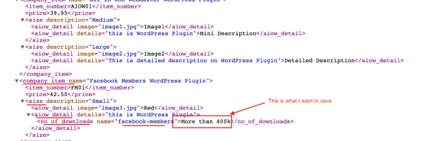 Java XML XPath Parser – How to Parse XML Document using XPath in Java?