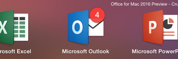Microsoft Office 2016 for Mac Preview – Outlook Crashes after Fresh Install? Fix Included