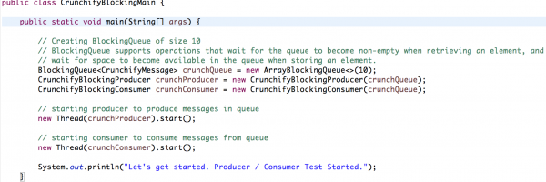 What is Threadsafe BlockingQueue in Java and when you should use it? Implementation Attached