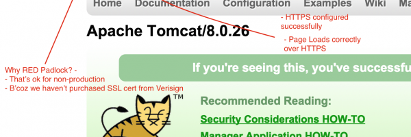 Step by Step guide to Enable HTTPS or SSL correct way on Apache Tomcat Server – Port 8443