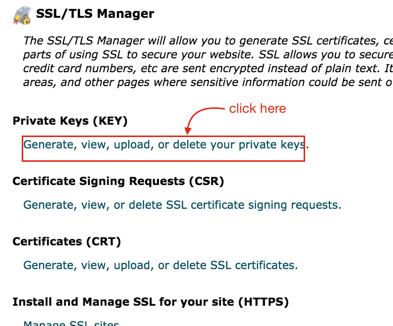 Click-on-Generate-view-upload-or-delete-your-private-keys-Crunchify