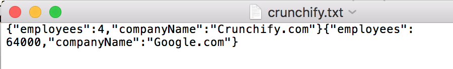 How to Save Object to File in Java - Crunchify