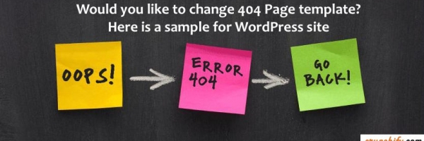 How to modify 404 Page Not Found template for WordPress Genesis Framework Theme?