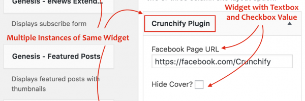 How to Create a WordPress Plugin with Multi-Instance Widget Option For Sidebar or Footer Use – Ready to use WordPress Plugin Code