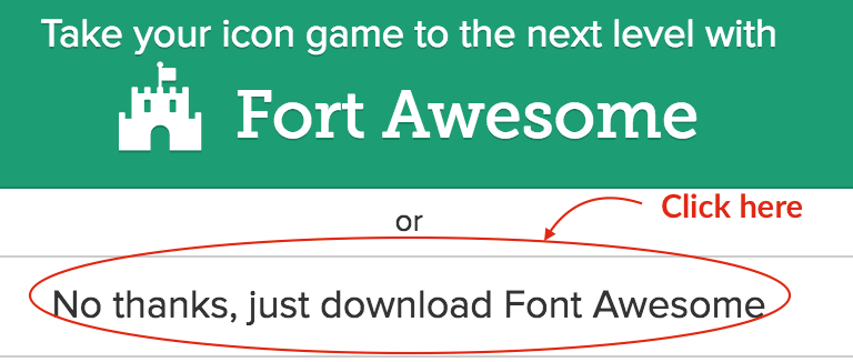 download-fontawesome-font-locally