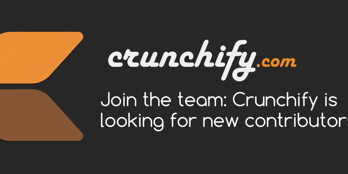Join the team: Crunchify is looking for new contributors