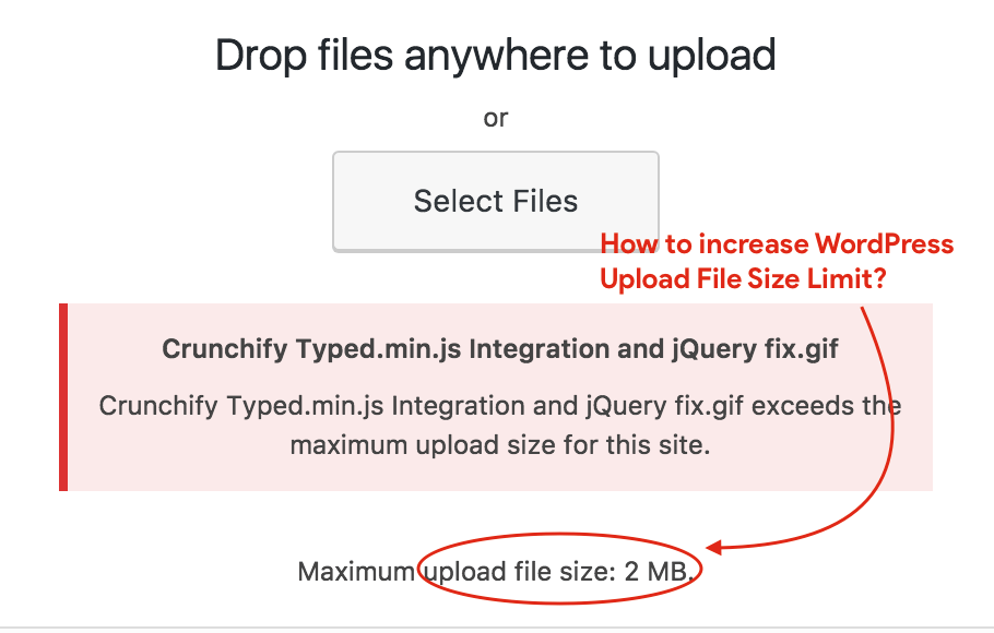 In WordPress How to Change Maximum File Upload Size Limit for larger Attachment? cPanel, htaccess & wp-config.php Options