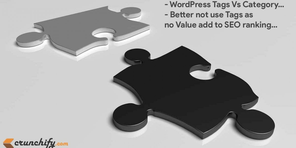 Why Blogger Should Stop using Tags in their WordPress Blog Post?