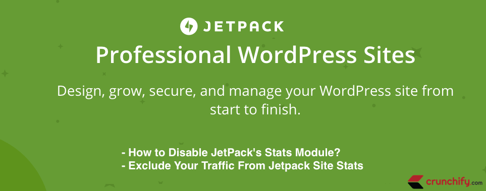 Can't Turn Off WordPress.com Stats in Jetpack – Detailed Steps on Disabling Site Stats Module