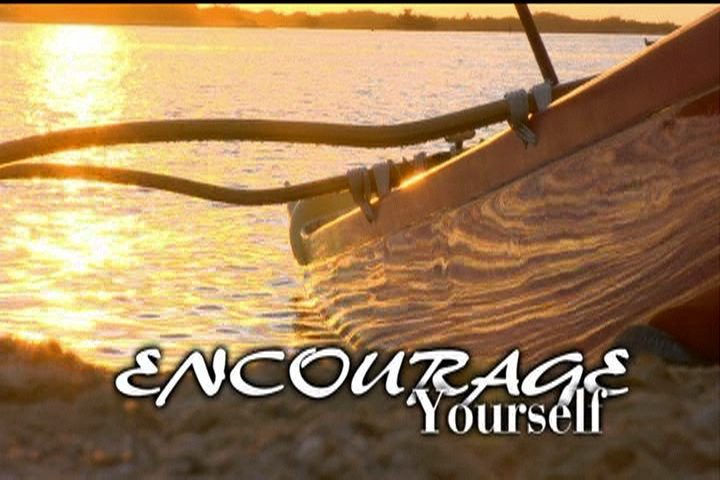 Encourage Yourself - Nice Quote
