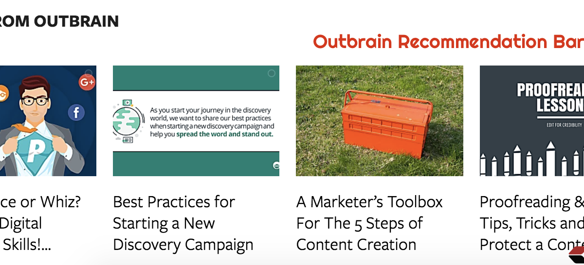 Outbrain or YARPP – Choose one of the Best Related Link Widget for WordPress Site