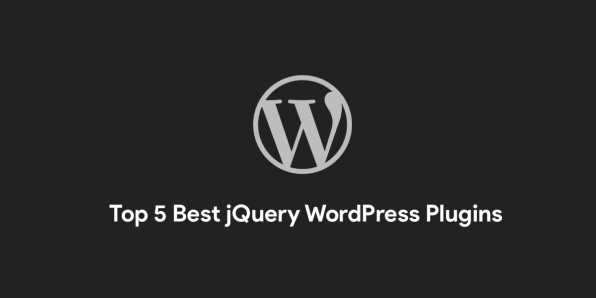 Best jQuery WordPress Plugins - Crunchify