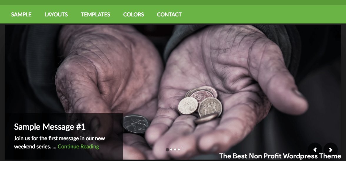 Top 3 Best NonProfit WordPress Themes