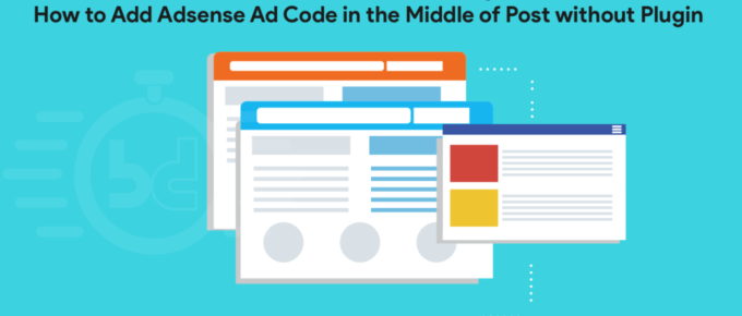 WordPress Adsense Plugins - Add Ads in middle of post