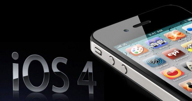 iOS 4 - iPhone - Apple Announcement