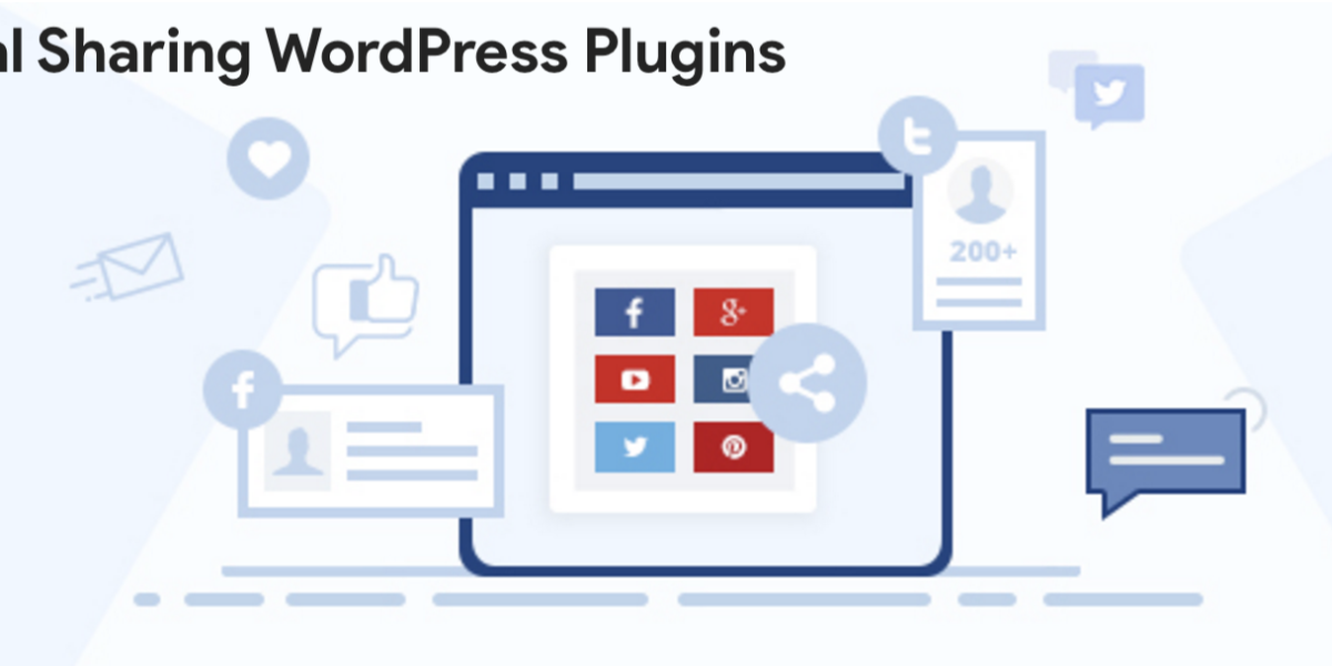Top 3 Social Sharing WordPress Plugins - Crunchify Tips
