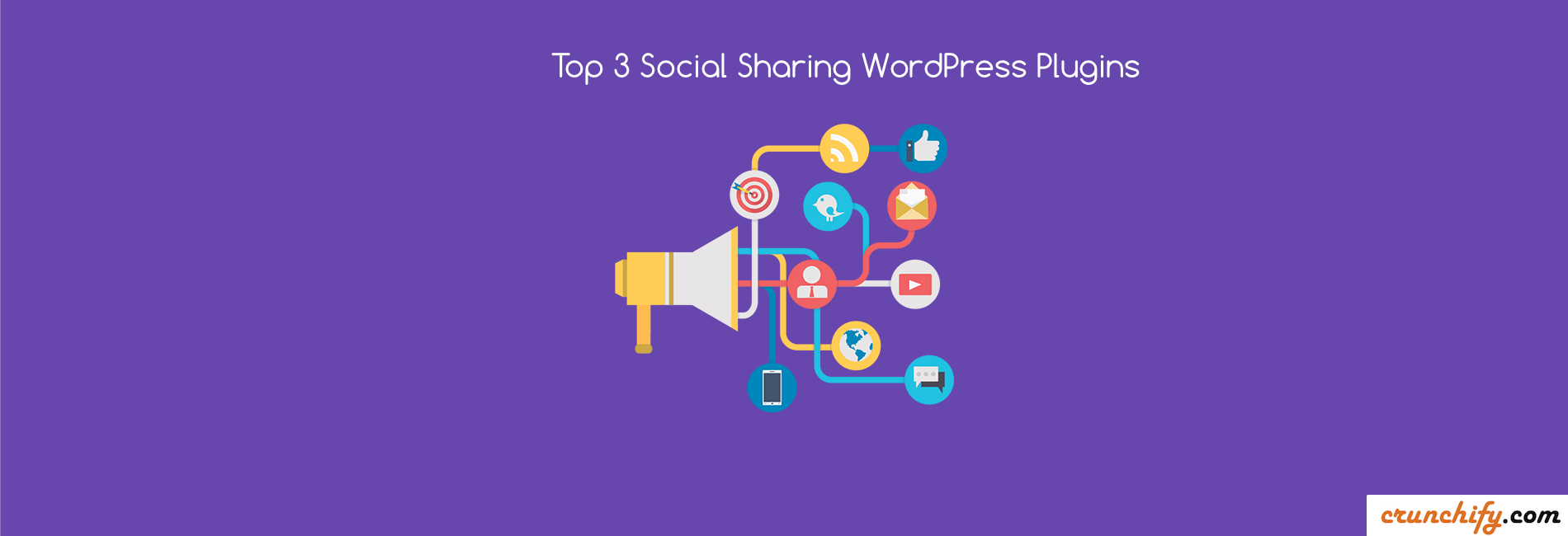 Top 3 WordPress Social Sharing Plugins