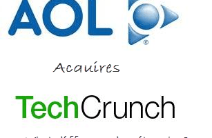 Breaking: AOL to acquire TechCrunch