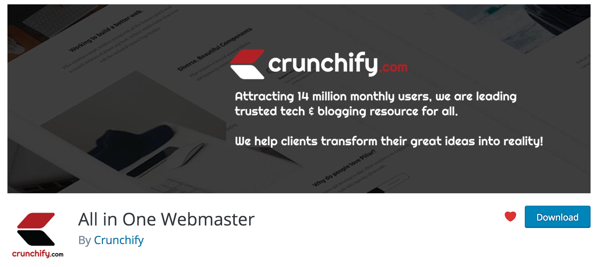 All in One Webmaster Premium