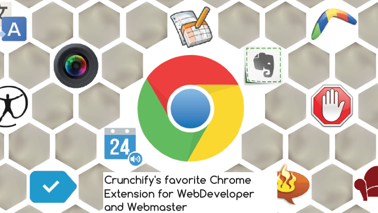 Crunchify's favorite Chrome Extension for WebDeveloper and Webmaster