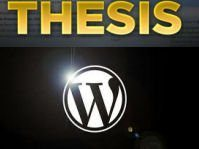 WordPress vs. Thesis: The battle is over