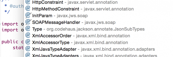 Understanding Java Annotations – Java @annotations Tutorial